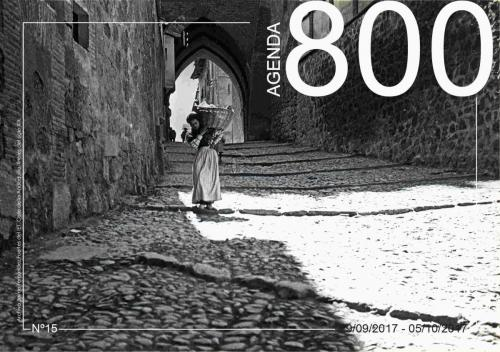 Agenda 15. Calle de la Andaquilla. Finales s.XIX.