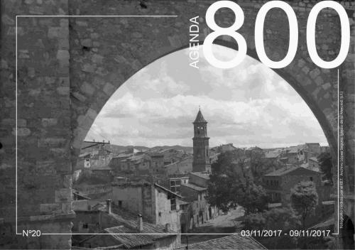 Agenda 20. Iglesia de la Merced S/F.