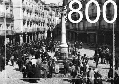 Agenda 31. Plaza del Mercado S/F.