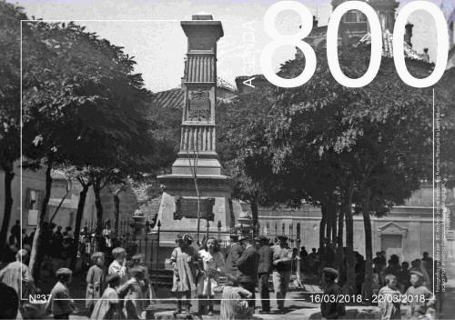 Agenda 37. Plaza de la Libertad, actual Fray Anselmo. Polanco. Finales S.XIX