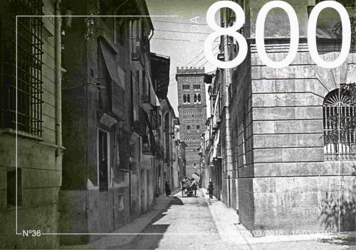 Agenda 36. Torre San Martín 1920.