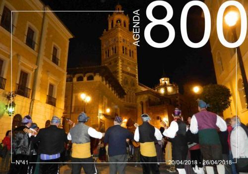 Agenda 41. Joteros en la Plaza de la Catedral S/N.