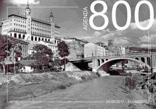 Agenda 10. Vista del Turia 1960.