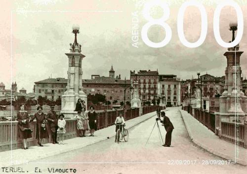 """Agenda 14. """"El Viaducto"""" 1932."""