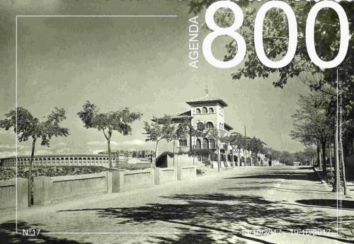 Agenda 17. Avda Sagunto 1953.