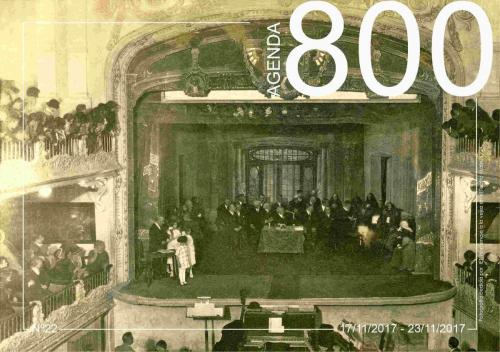 Agenda 22. Teatro Marín 1924.