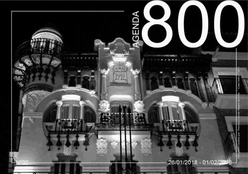 Agenda 30. Casa Torico 2017.