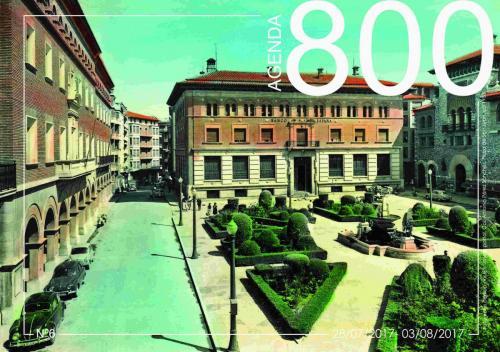 Agenda 6. Plaza San Juan 1953.